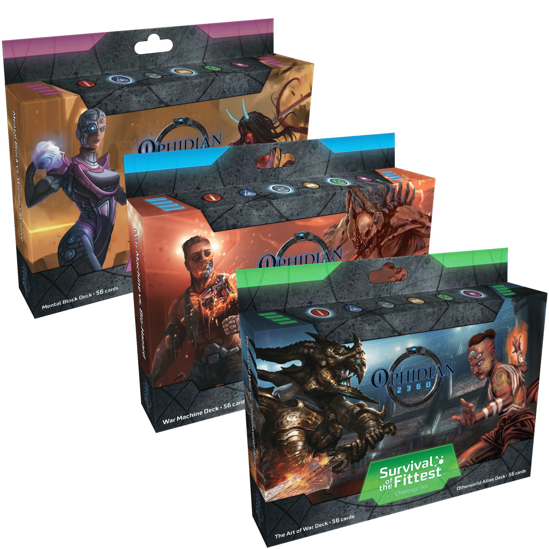 "Ophidian 2360: ""Hostile Takeover"" Mini Preview Expansion – Hack and"