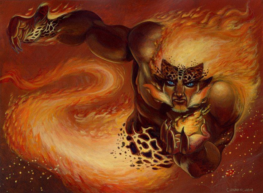 Inferno-Spirit